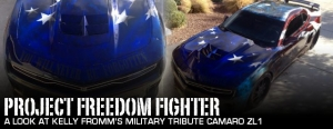 Lead Freedom Fighter Feature