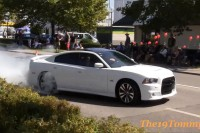 Video: Nine-Plus Minutes of Muscle Car Burnouts In Switzerland