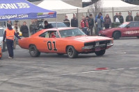 Video: General Lee Rises From The South To Go Drifting