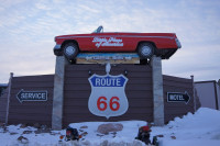 Video: Famed Route 66 Is Popular Destination In Finland