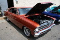 SoCal's 2013 Nova BBQ: Food, Cars, and Charity At TCI Engineering
