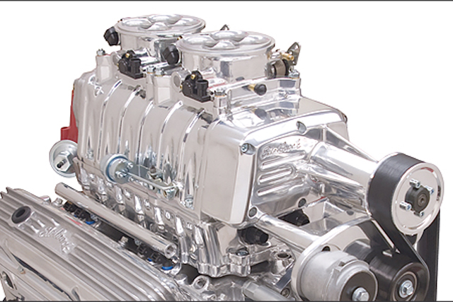 Video: E-Force Supercharger From Edelbrock Makes 753 Horsepower
