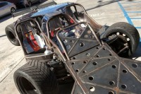 "Flipped Out - Fast and Furious 6 Introduces 4WS ""Flip Car"""