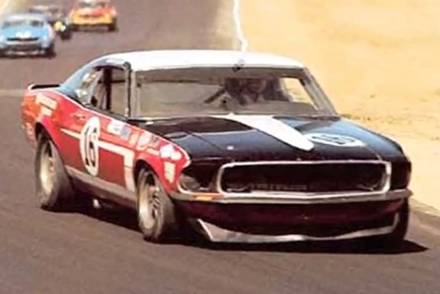 Video: 1969 Boss 302 Trans Am Racer Owned By Vic Edelbrock
