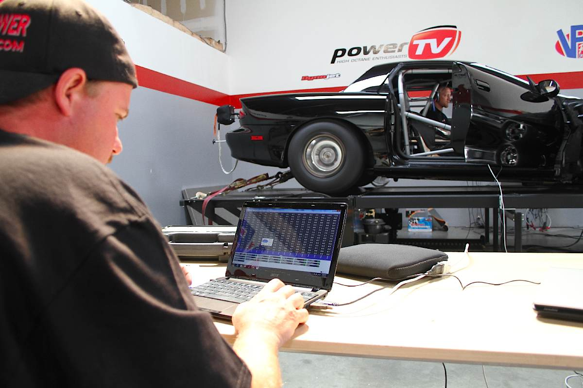 Dynamometer 101 - Spinning 'Round the World with Dynojet