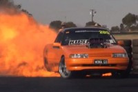 Video: This Is Dedication To The Burnout