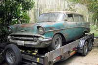 Barn Find: Knoxville's Lost Auto Treasures Include Shoebox Wagons