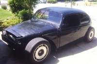 Craigslist Find: 1984 Corvette Meets 1968 Beetle... Or Something