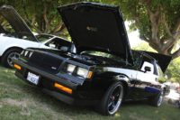Turbo Buicks Visit Bates Nut Farm In Southern California