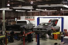 Video Shop Tour: Visiting Heidts Automotive Group