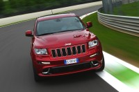 Jeep's Grand Cherokee SRT8 Comes Standard With Launch Control