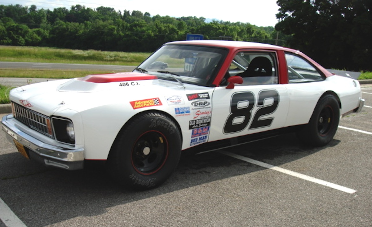eBay Find: Street Legal Nova NASCAR Clone With 406 Cubes Of Soul
