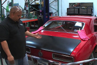 Video: Classic Industries Deck Lid Replacement On 1st-Gen Camaro
