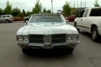 Decades Later, Dad's Beloved '71 Olds Convertible Comes Home