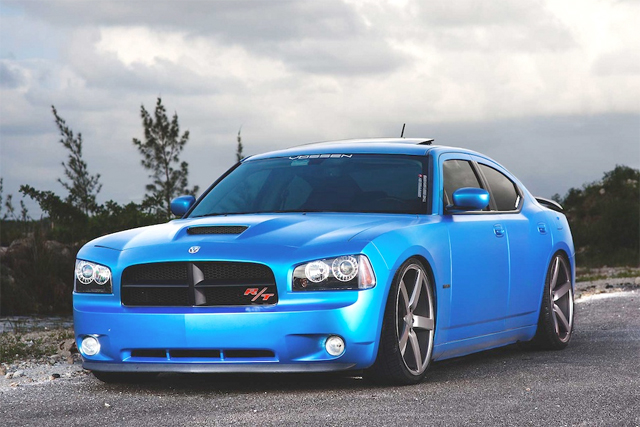 Should SRT And Mopar Offer Matte Finishes From The Factory?