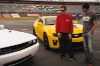 Video: Tim McGraw Tears Up The Track With Petty Driving Experience