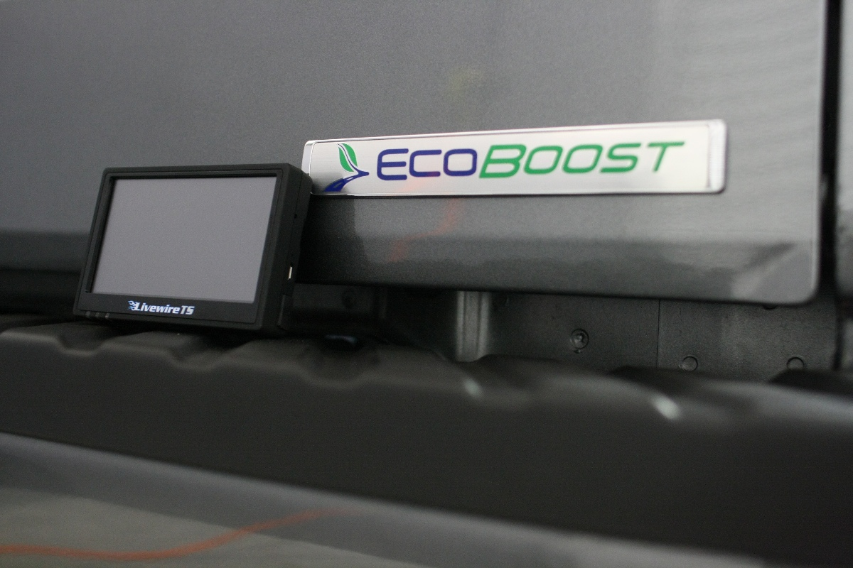 Tuning The EcoBoost F-150 With SCT's Livewire TS