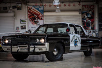 Video: The Cops Pay a Little Visit to Jay Leno