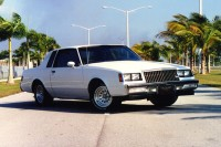 "Video: Buick's Aggressive ""T-Type"" Fleet For 1983 In Action"