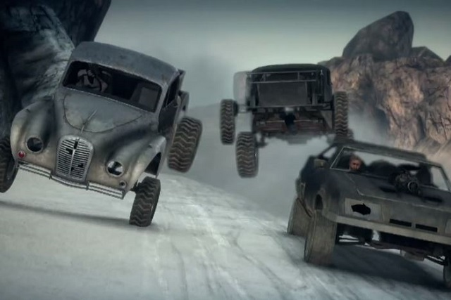 Video: Open-World Mad Max Game Promises Apocalyptic Action
