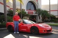 Big Red Corvette: Vic Edelbrock Jr.'s Awesome Blown C6 Z06