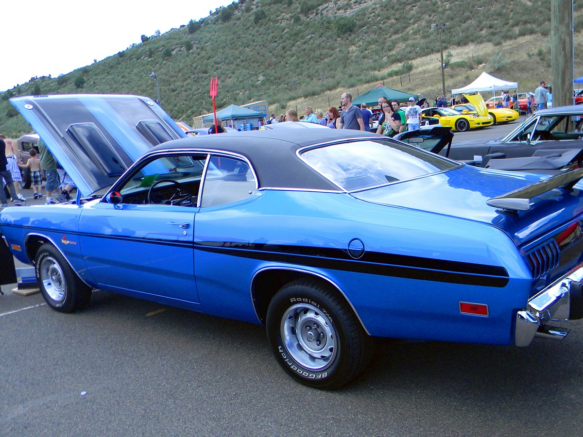 Muscle Cars You Should Know 71 Dodge Demon 340 The Devil In Detail