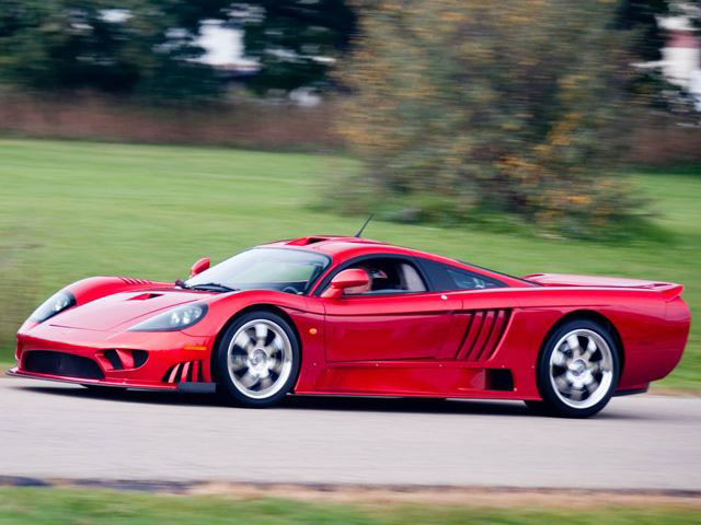 Steve Saleen coming back in a big way