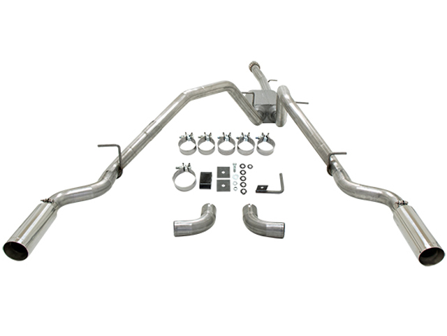 Flowmaster's Force II Exhaust System for 2014 Sierras and Silverados