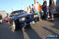Video: Muscle Cars in Finland. The Helsinki Cruising Night