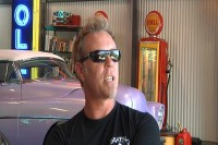 Video: Metallica's James Hetfield on the Art of Cars