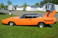 Wild 1/2 Scale Plymouth Superbird