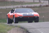 Video: Two De Tomaso Panteras - One Modified and One Stocker!