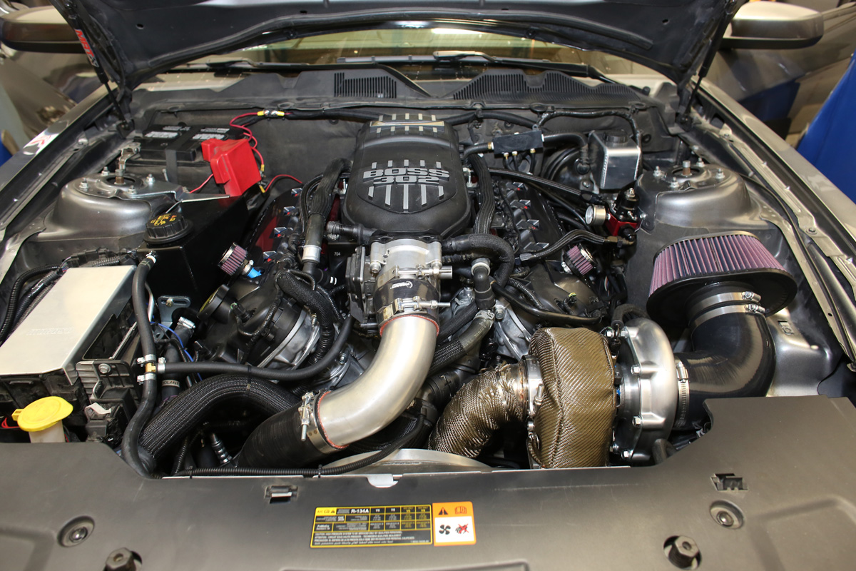 JPC Racing Single Turbo Install On Our 2011 Mustang GT