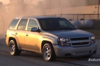 Video: Taking the Family SUV to the Limit