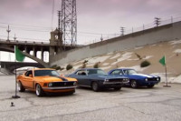 Video: Top Gear Goes Drag Racing - In The LA River