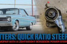 Tech Install: 1962-82 Mopar Steering Box Upgrade With Borgeson