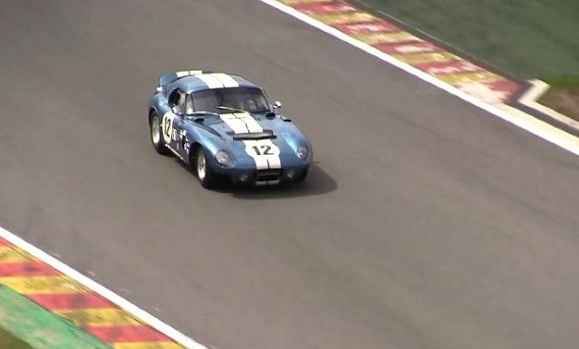 Video: Hear The Sound Of A Shelby Daytona Coupe At The Track