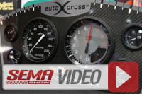 SEMA 2013: Classic Instruments Shows New Zeus Speedometer Technology