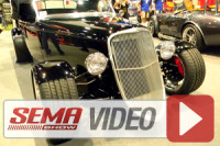 SEMA 2013: Nate Johnson's Factory Five '33 Hot Rod