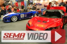 SEMA 2013: Factory Five - A Car Community Like No Other
