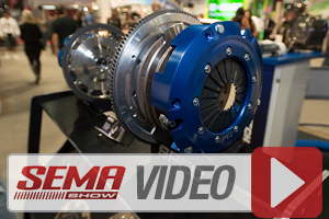 SEMA 2013: SPEC Clutch Has What Enthusiasts Need For Engine Swaps