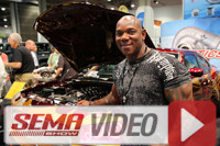 SEMA 2013: Turbonetics, Flex Wheeler, and Two Turbochargers Meet Up