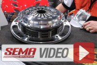 SEMA 2013: Triple-Disc Clamping And Viper Clutches From Centerforce