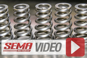 SEMA 2013: Comp Cams Releases LT1 Cams, New Conical Valve Spring