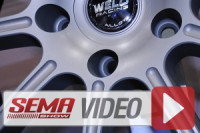 SEMA 2013: Weld Racing Introduces Two New Sports Car Wheels