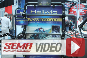 SEMA 2013: Hellwig Products Provides Control For Power Sports