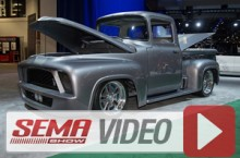 SEMA 2013: Total Cost Involved And Ford Build Snakebit F100
