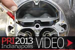 PRI 2013: Street Demon 625 and 750 CFM Carbs