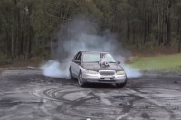 Brasher Nats Brings Back The House Party With Insane Burnouts