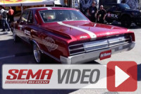 SEMA 2013: Tremec Trans Shifts This Olds Into Competition